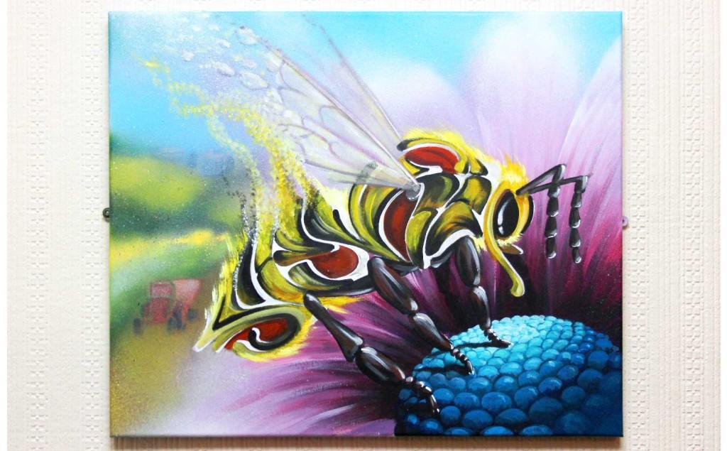 Portfolio-Template-Painting-Bee