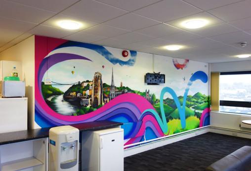 Mural_Office_LifetimeTraining