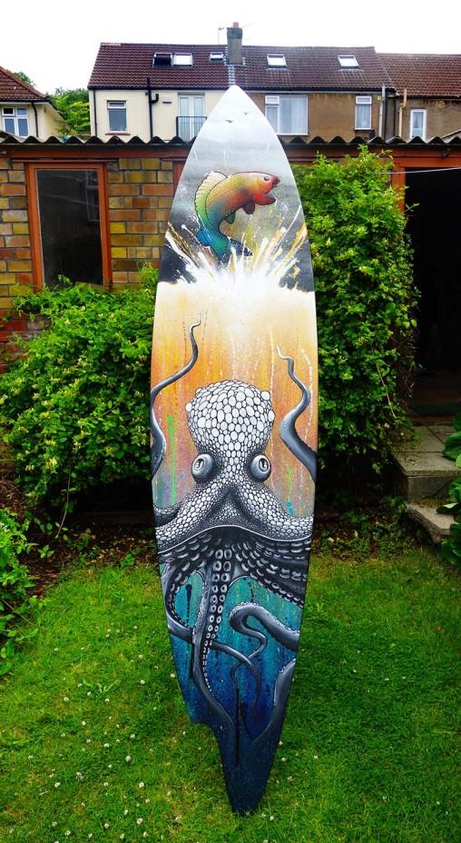 Painting_Windsurf