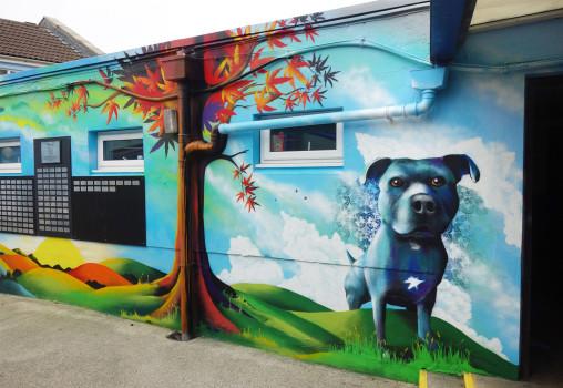 Mural_RSPCA_Busterblue