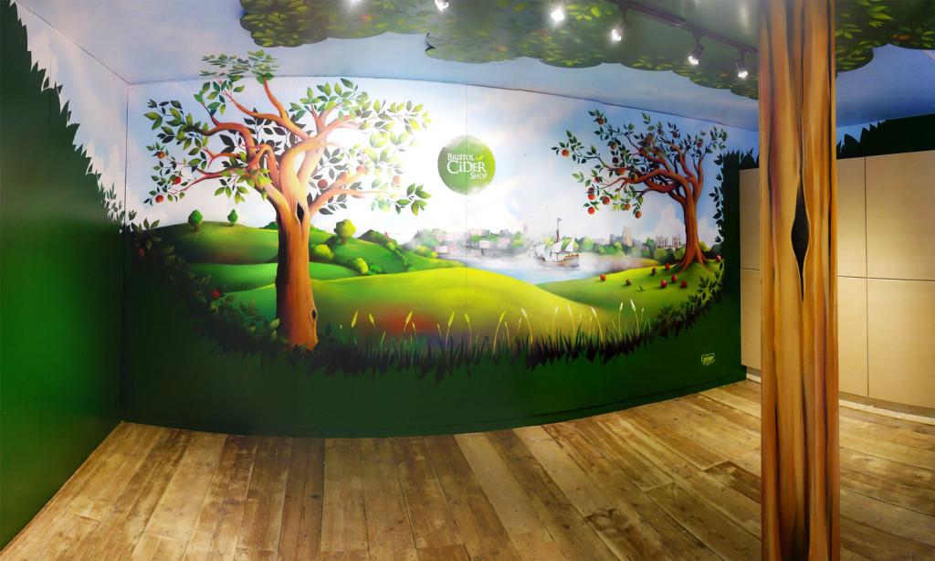 Mural_BristolCiderShop1