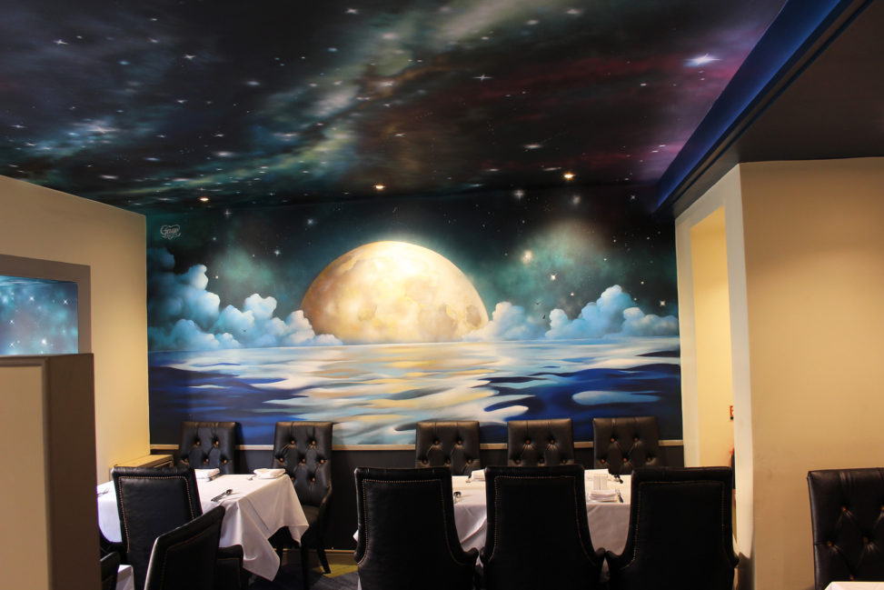 Moonlight Restaurant Ocean